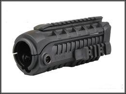 Wholesale M4 M16 Handguard - CAA M4S1 guardiamanos 3 Rail Handguard Rail System for M4 M16