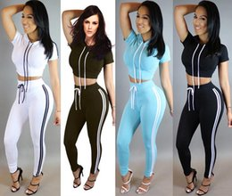 Wholesale Box Broken - Best gift Cotton sports and leisure suit women broke the money WT010 Women's Tracksuits