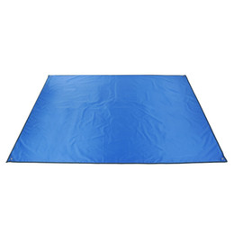 Wholesale Camping Tents For Sale - Bluefield 150*220cm Waterproof Camping Tarp for Picnics, Tent Footprint, and Sunshade Hot Sale