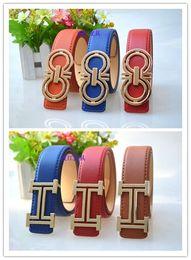 Wholesale Kids Boys Belts - HOT saling 2017 New brand hot sale designer kids PU leather belts children boys girls Letter buckle Leisure waist strap free shipping