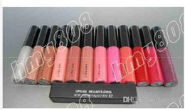 Wholesale Lipglass Gloss - Factory Direct Free Shipping New Makeup Lips Lipglass Brillant Lip Gloss!4.8g