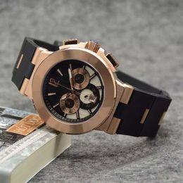 2019 assistir pro fornecedor jason007 relógios homens diagono pro calibro 303 relógio de quartzo de ouro relógio de quartzo cronógrafo homens se vestem relógios assistir pro barato
