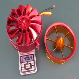 Wholesale Ducted Fan Rc Jets - JP Full Metal 105mm Ducted Fan with RC Jet Motor Buy Directory from Shenzhen Factroy