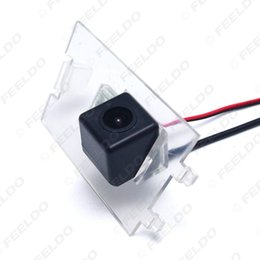 Wholesale View Specials - FEELDO Special Rear View Car Camera For Jeep Compass Patriot Wide Angle Reverse Backup Camera #4743