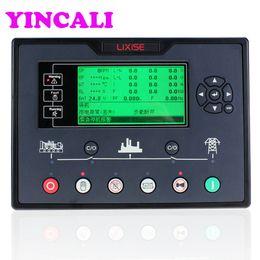 Generador electronico online-Unidad de control electrónico del generador DSE7120 / DSE7220 / DSE7320 del controlador de generador diesel LXC7220 Genset de arranque automático