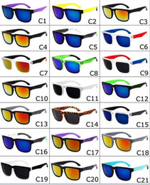Wholesale Hot Ken - DHL Free Sunglasses Pc Square Promotion Ken Block Helm Cycling Sports Sunglasses Outdoor Brand Black Skin Snake Optic Cheap Hot sale