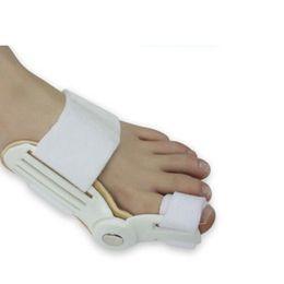 1 UNID Dispositivo Bunion Hallux Valgus Pro ortesis ortopédicos Corrección del pie Cuidado de los pies Corrector Pulgar Buenas Noches Ortopedia diaria de huesos grandes desde fabricantes