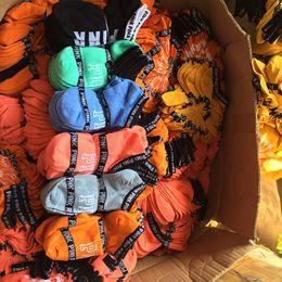 Wholesale Wholesale Box Socks - Love Pink Ankle Socks Sports Cheerleaders Short Sock Girls Women Cotton Sports Socks Pink Skateboard Sneaker Stockings 10 PCS