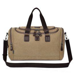 Wholesale Military Laptop Messenger Bag - vintage laptop Men women messenger luggage duffel bags military cross-body canvas handbags Men Gymsatchel bags storage bags Print Logo