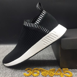 Wholesale Training Shoes For Women - men City Sock 2 Primeknit Shock Pink Pack mid-top casual sneaker Primeknit Shoes For Men And Women Training Sneaker,Popular Casual Boost