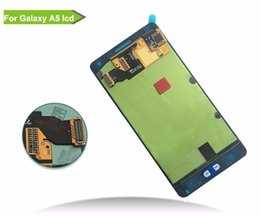 Wholesale Galaxy S Replacement Lcd - New Replacement for samsung lcd screen isplay repair for samsung galaxy a5 A500