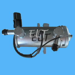 Wholesale Electronic Fuel Pump - ZX200 230 240 330-3 Electronic Fuel Pump 4HK1 6HK1 Oil pump 12V 24V Fuel Transfer Pump for Excavator , Auto Car