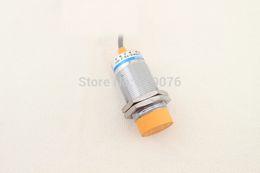 Wholesale Proximity Sensor Npn - Wholesale- 5Pcs M30 Three Wire DC NPN NC 15mm distance measuring Inductive proximity switch sensor - LJ30A3-15-Z AX