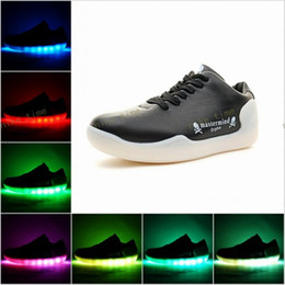 Wholesale Mesh Dance Shoes - Mastermind JAPAN Orphe LED orpf Shoes,Casual Shoes,Beautiful Dance Shoes,Smart Footwear,LED Sole designed ,Skeleton Shoes