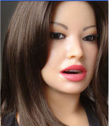 Wholesale Discount Best Oral Sex Doll - 40% discount beautiful real dolls female for man oral sex videos dropship best adult toys factory free shipping online shops