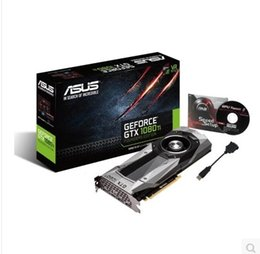 Wholesale Pci Lighting - Asus   ASUS NVIDIA GTX 1080Ti public graphics card 11G Pascal Titan faith lights