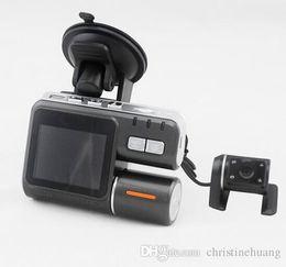 "I1000 2.0 ""TFT LCD Car DVR G-sensore da 120 gradi Lens Radio Recorder Car Camera da"