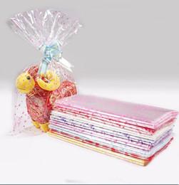 Rosa plastikbeutel online-Transparente verpackung tasche geschenk süßigkeiten / cookie / schmuck kunststoff verpackung tasche rosa frische mini verpackung tasche 18x25 cm