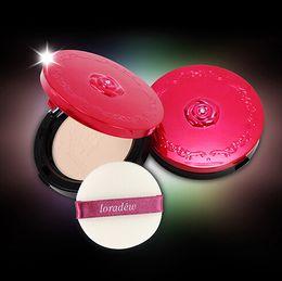 Wholesale Essence Powder - 2017 Aurora loradew secret essence BB powder Face Cover Concealer Loose Foundation Smooth Oil Control BB Powder - Free Shipping + Free Gift