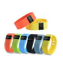 2019 tw64 smart wristband фитнес-трекер TW64 Bluetooth 4.0 фитнес-трекер активности смарт-группа браслет Pulsera Inteligente смарт водонепроницаемый браслет не Fitbit Flex Fit бит ios скидка tw64 smart wristband фитнес-трекер