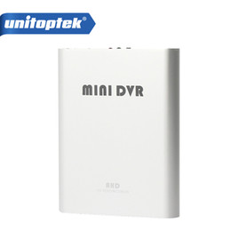 ahd dvr Скидка 720P 1CH Mini AHD DVR CCTV Security Camera Audio / Video SD Card CCTV DVR Recorder Обнаружение движения видеомагнитофон 1280*720