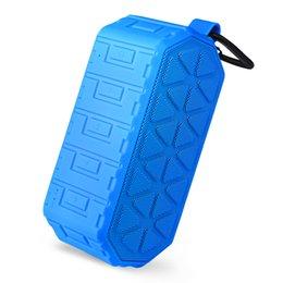 Wholesale Option Audio - Bluetooth Speakers CSR V4.0 IP66 Waterproof Bluetooth Wireless with Anti-dust, Anti-drop option,Unique Tank Design Speaker Handfree Sport O