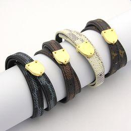 Wholesale Double Man Leather Bracelets - New Arrival Leather Bracelet love Bracelets For Women Men Pulseira Masculina femme Jewelry Charm bracelets bangles double - layer Pulseiras