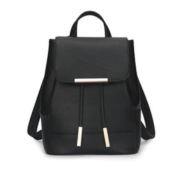 Wholesale Pretty Backpacks - Fashion trendy female pretty butterfly feather black high capacity backpacks schoolbag young ladies high quality good shape backpack bag