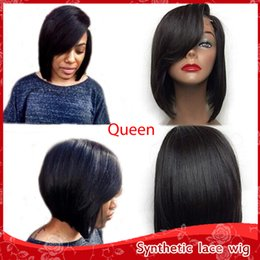 Discount Side Part Short Hair Black Women Side Part Short Hair