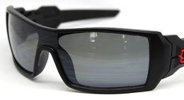 Wholesale Mirror Oil - Mix Color OIL RIG sunglasses Fashion Men Women Sunglasses classic Outdoor Sport sun glasses free shipping