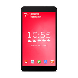 Wholesale Android 1ghz 512mb - Teclast A78T Tablet PC RK3126 Quad-Core 512M DDR3L 8GB NAND Rom 7 inch 1024*600 TN Screen Android 4.1 WiFi OTG Micro-USB