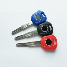 Wholesale Honda Motorcycle Keys - 3pcs Motorcycle Blank Key Uncut Blade for Honda CB250 CB400 CB600 CB800 CB1300 CBR600RR CBR893 CBR929 CBR1000RR All new