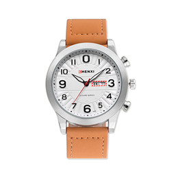 Wholesale Fashion Watchs - New Luxury watch High Quality Fashion business calendar wristwatch Men commerce watchs Chenxi waterproof quartz watch BG024