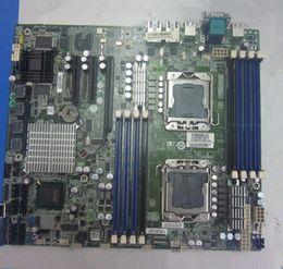 Wholesale Ddr3 32 - S7007 Server Board 1366 X58 Dual SATA