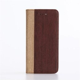 Wholesale iphone book style - Super Soft PU Leather Case for iphone with Card Slots flexible and Flip Book style Leather phone case