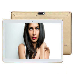 Wholesale Computer Screen White - Wholesale- 10.1 Inch T805C Tablet Computer CARBAYSTAR Tablet PC Octa Core MT6592 Android Tablet pcs IPS Screen GPS android 64GB Computer