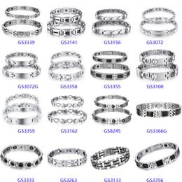 Wholesale Bracelet Energy Cuff - FASHION JEWELRY BRACELET CUFF BANGLE 10 pcs lot energy magnetic bracelets FREE SHIPPING