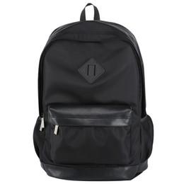 Wholesale Cheap Waterproof Zippers - Wholesale- BOPAI Men Backpack Business Mens Travel Backpack Lighweight Black Cool Backpacks Cheap Small Backpack Bags Waterproof Daypack