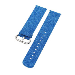 Wholesale Bling Watch Men - Leather Bands, Beautiful Shiny Bling Replacement Band Strap for Fitbit Blaze Smart Fitness Watch for Women Men (Leopard,Rainbow)