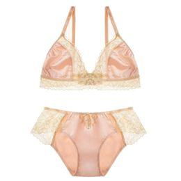 Wholesale Transparent Bikini Women - Drop shipping women lace transparent bra set bikini seamless sleepwear lingerie set ladies sexy brand hot & Bra Brief Sets A-D
