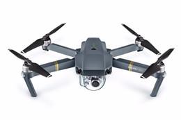 Rc videos voladores online-DJI Mavic pro drone vuela más combo con 4K video 1080p cámara rc helicóptero 27 minutos Tiempo de vuelo