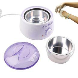 Wholesale Wax Hair - 500ML Paraffin Waxing Heater & Wax Warmer Pot Hair Remover - Paraffin-wax Therapy Depilatory Salon Beauty Tool