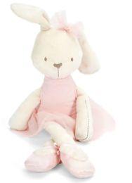 Wholesale Pink Stuffed Bunny - babies Stuffed Toy MAMA'S Bella bunny Rabbit Sleep Peacefully Doll 42cm