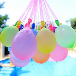 Wholesale Magic Water Balloons Outdoor Summer Beach Water Filled Balloon Cofully Small Balloon Beach Toys OOA2027