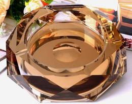 All'ingrosso- 15 centimetri di moda creativa posacenere in cristallo Regali di moda supplier crystal ashtrays da portacenere in cristallo fornitori