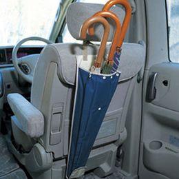 Wholesale Car Umbrella Storage - 2Pcs Of Min Ordering Waterproof Car Seat Back Umbrella Holder Storage Bag Foldable Organizer Holder Stand Cover Pouch Case AUA0025