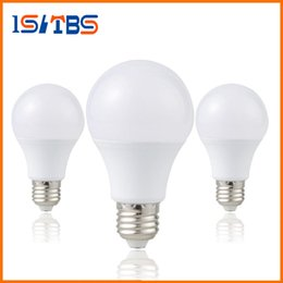 Wholesale E27 Energy - E26 E27 Dimmable Led Bulbs Light A60 A19 12W SMD Led Lights Lamp Warm Cold White AC 110-240V Energy Saving