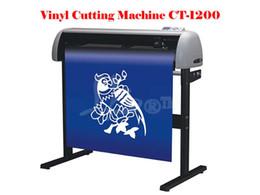 Wholesale Vinyl Plotter Cutter - CT-1200 Vinyl cutting plotter cutter machine