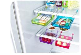 ferramentas de molduras Desconto Smoked puxar a geladeira receber caixa caixa de conteúdo de cozinha tipo gaveta prateleira multi-purpose classificação receber ferramenta de cozinha quadro