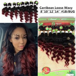 Wholesale Kinky Curly Braiding Weave - loose wave ombre hair extensions kinky curly human braiding hari brazilian hair weave bundles afro kinky curly deep wave brazilian hair 8pcs